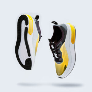 DNK Yellow Shoes